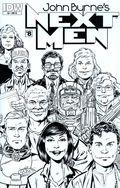 John Byrne's Next Men Vol.2 #8 (38)