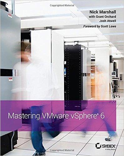 Mastering VMware vSp...