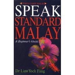 Speak standard Malay