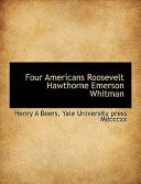 Four Americans Roose...