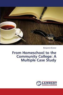 From Homeschool to the Community College