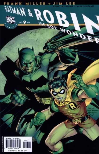 All Star Batman y Robin