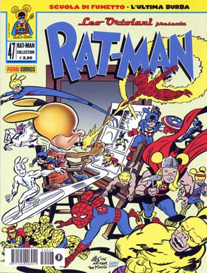 Rat-Man Collection n.47