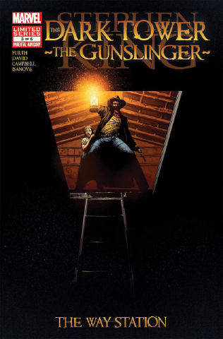 The Dark Tower: The Way Station n.3
