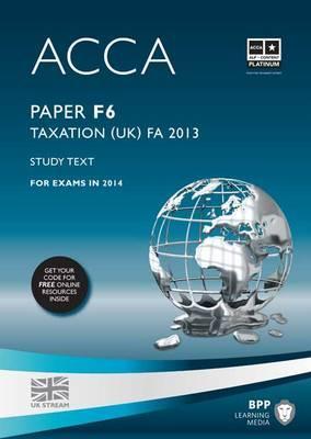ACCA F6 Taxation FA2013