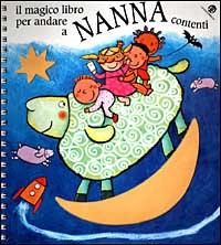 Il magico libro per andare a nanna contenti
