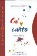 Cal y canto, 1926-19...