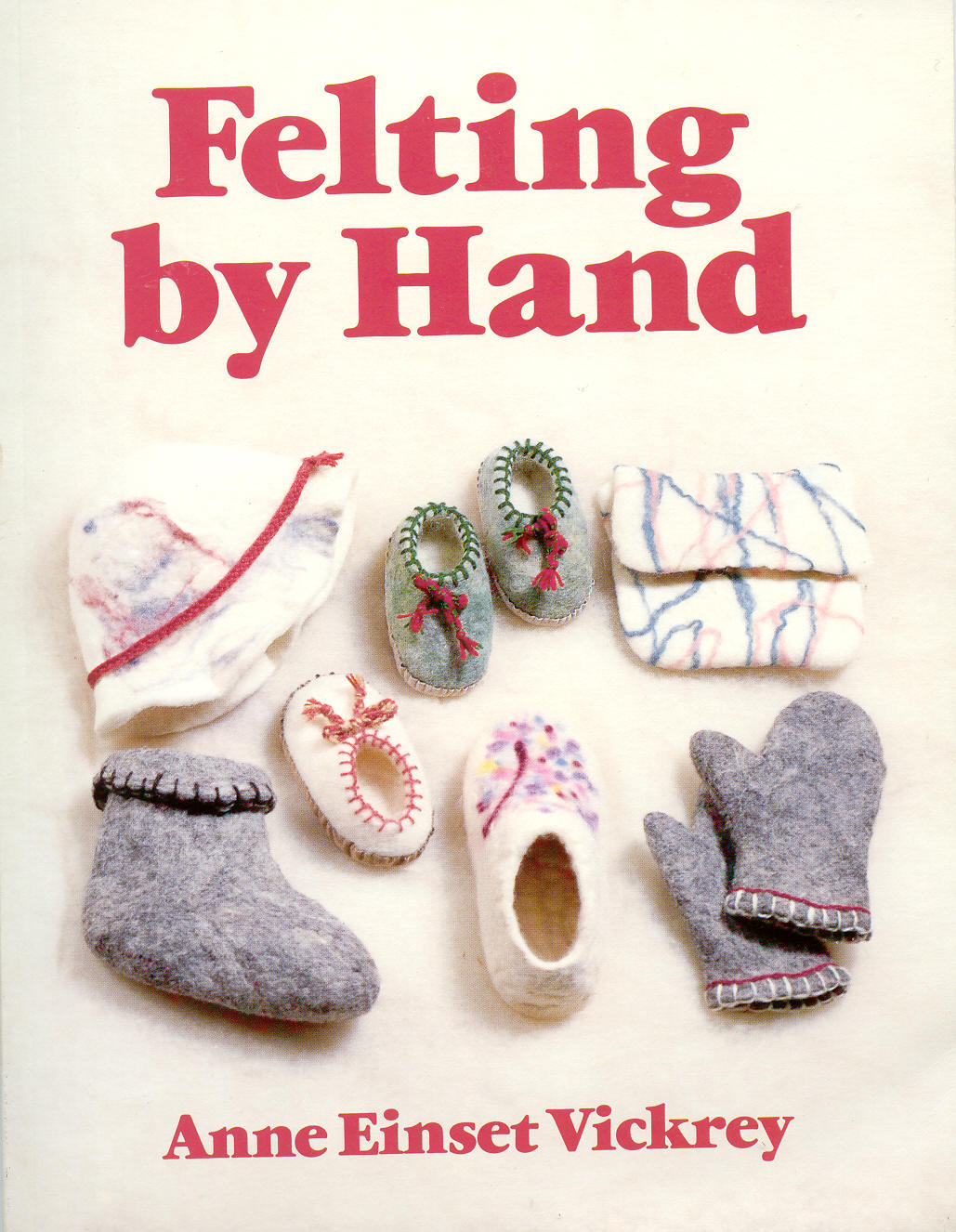 Felting by Hand
