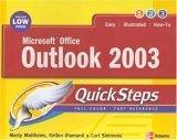 Microsoft Office Outlook 2003 QuickSteps