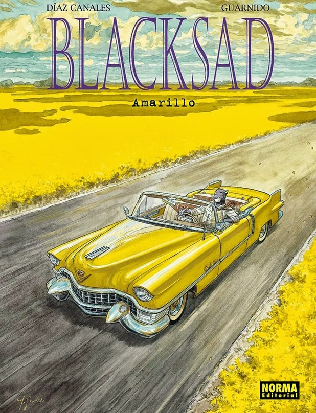 Blacksad #5