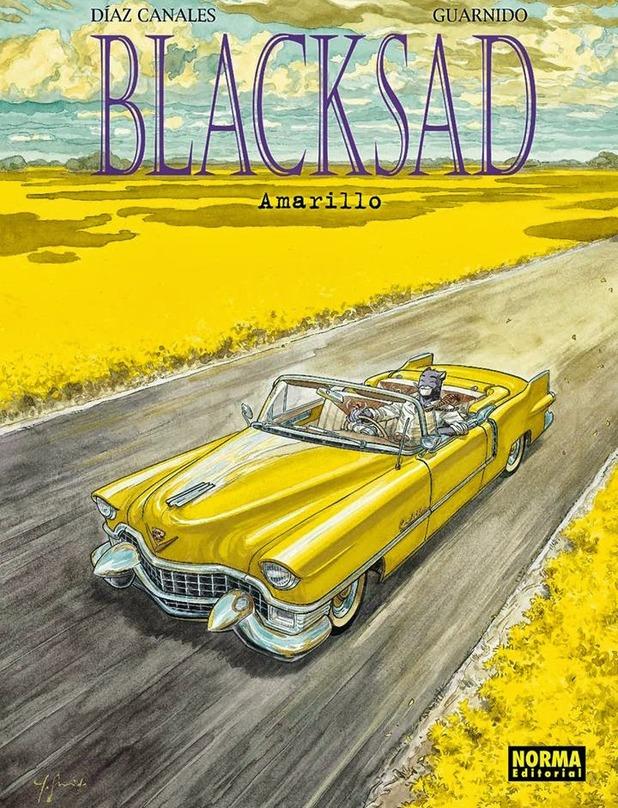 Blacksad #5