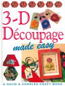 3-D découpage made easy
