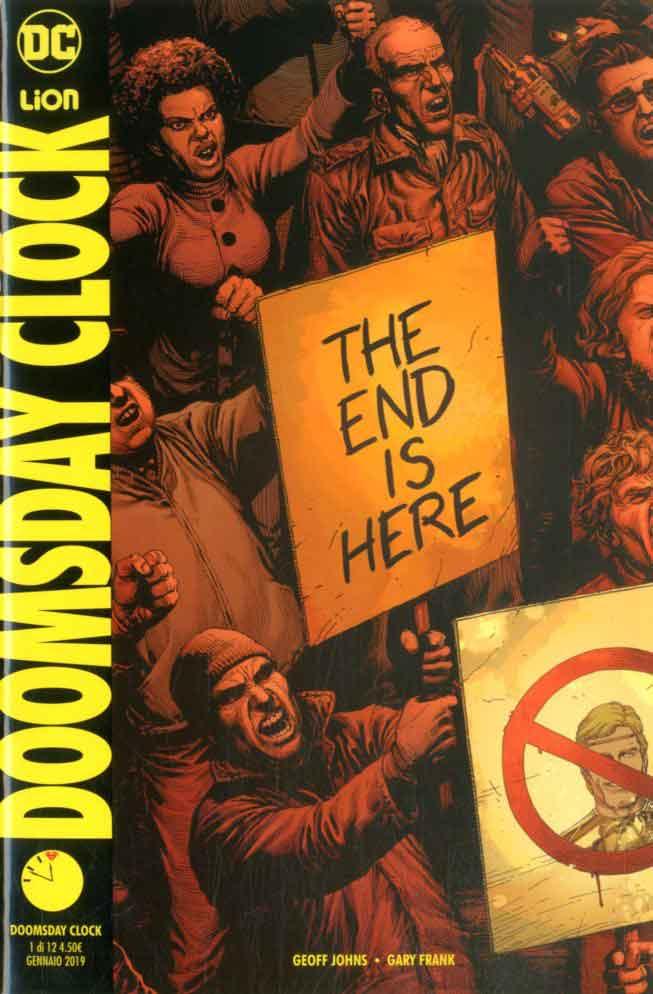 Doomsday Clock n. 1