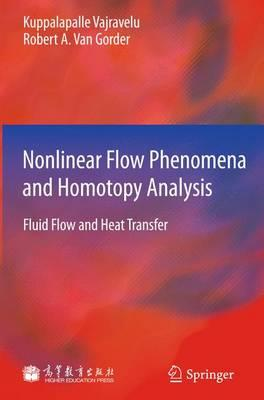 Nonlinear Flow Phenomena and Homotopy Analysis