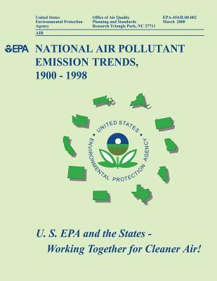 National Air Pollutant Emission Trends, 1900-1998