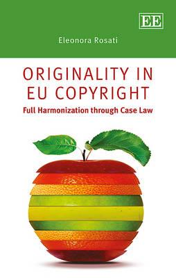 Originality in EU Copyright