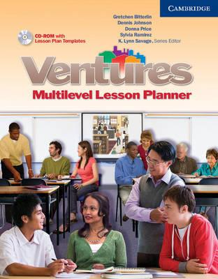 Ventures All Levels Lesson Planner with CD-ROM