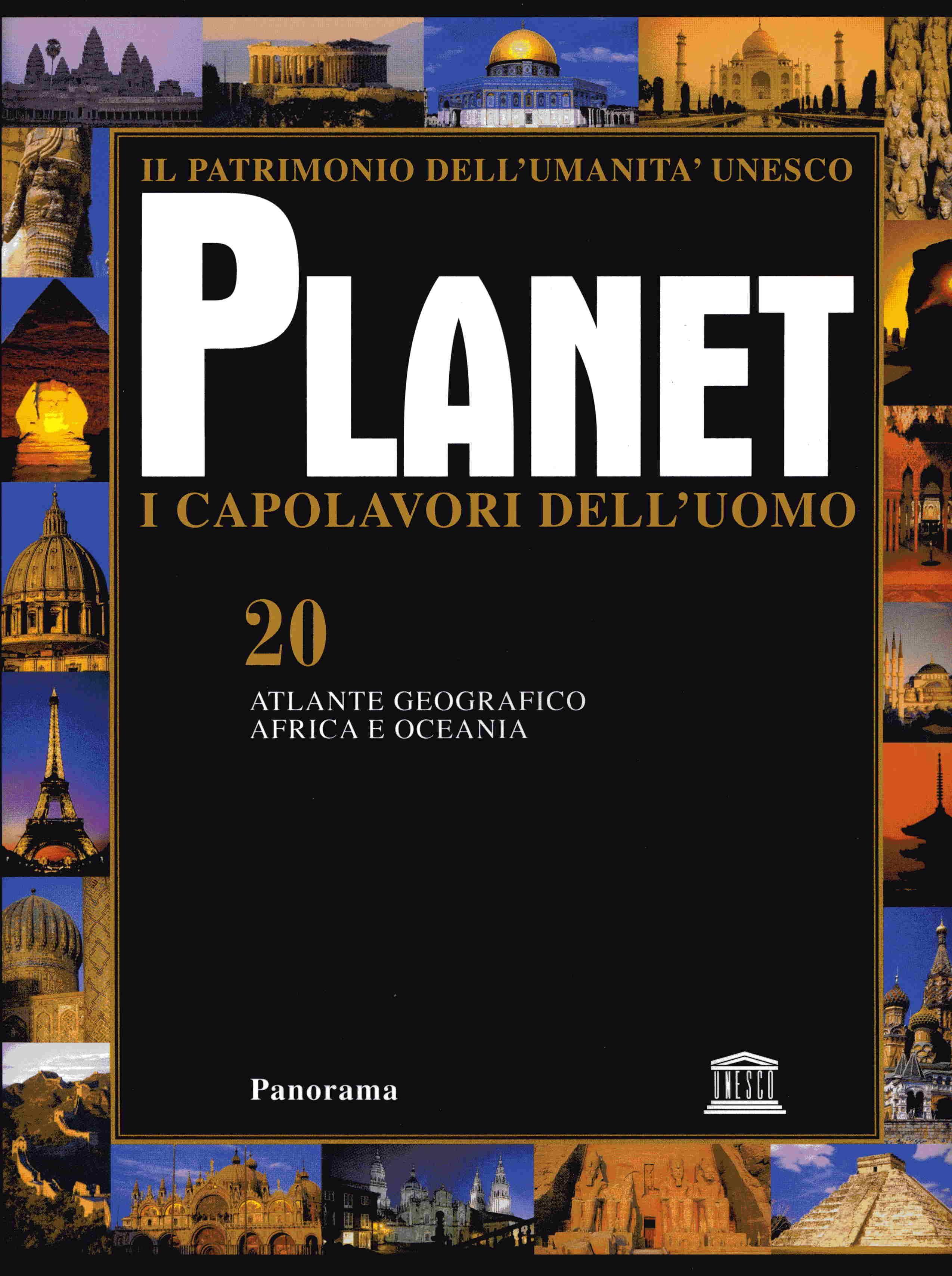 Planet. I capolavori dell'uomo vol. 20