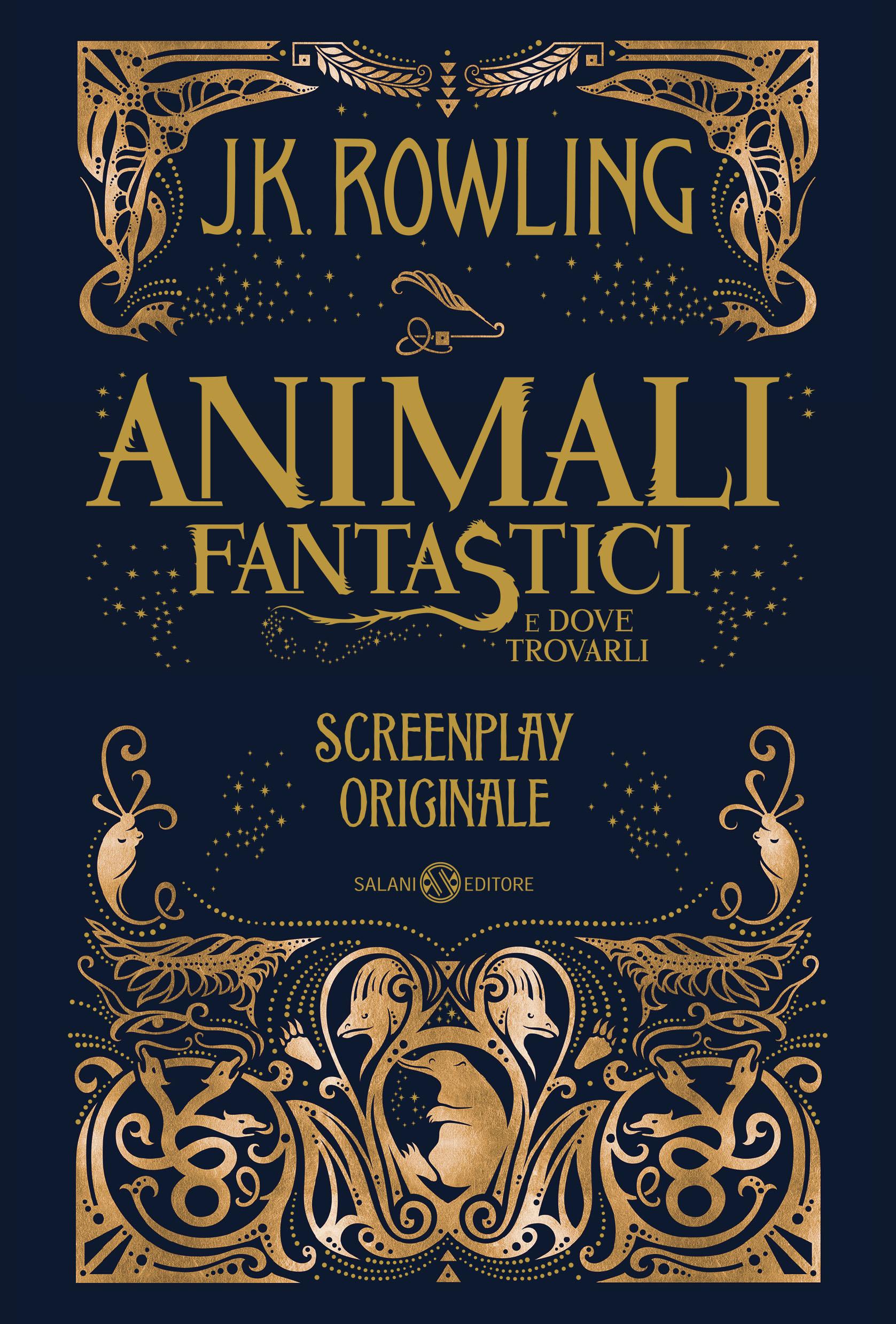 Animali fantastici e...