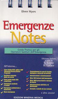 Emergenze notes