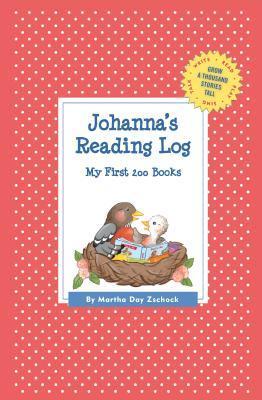 Johanna's Reading Log