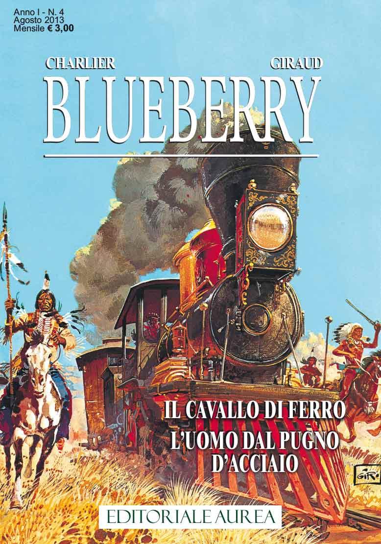 Blueberry n. 4