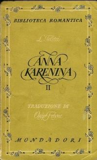 Anna Karenina vol. II
