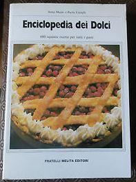 Enciclopedia dei dolci