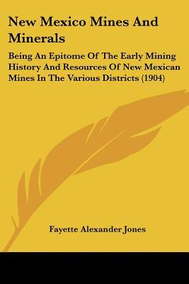 New Mexico Mines And Minerals
