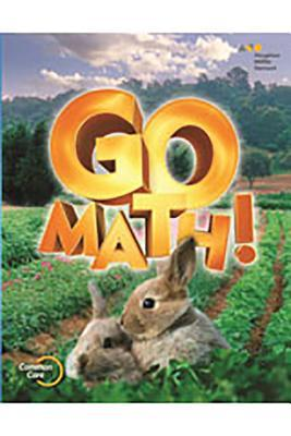 Go Math!, Grade K
