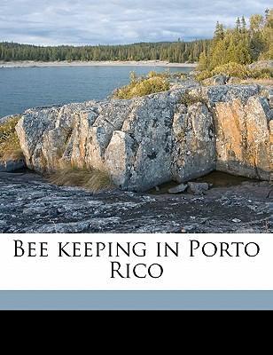 Bee Keeping in Porto Rico