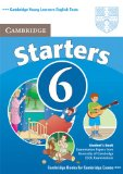 Camb YLE Tests 6 Starters Std Bk
