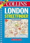 Collins London Streetfinder Atlas