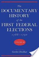 The documentary history of the first Federal elections