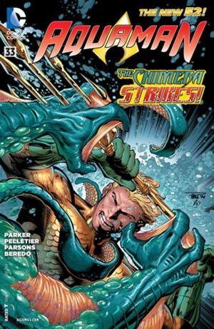 Aquaman Vol.7 #33