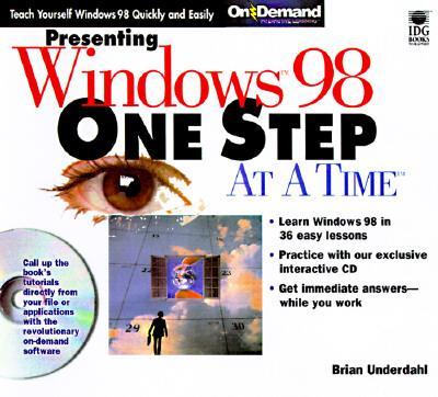Presenting Windows 98