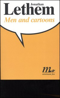 Men and cartoons