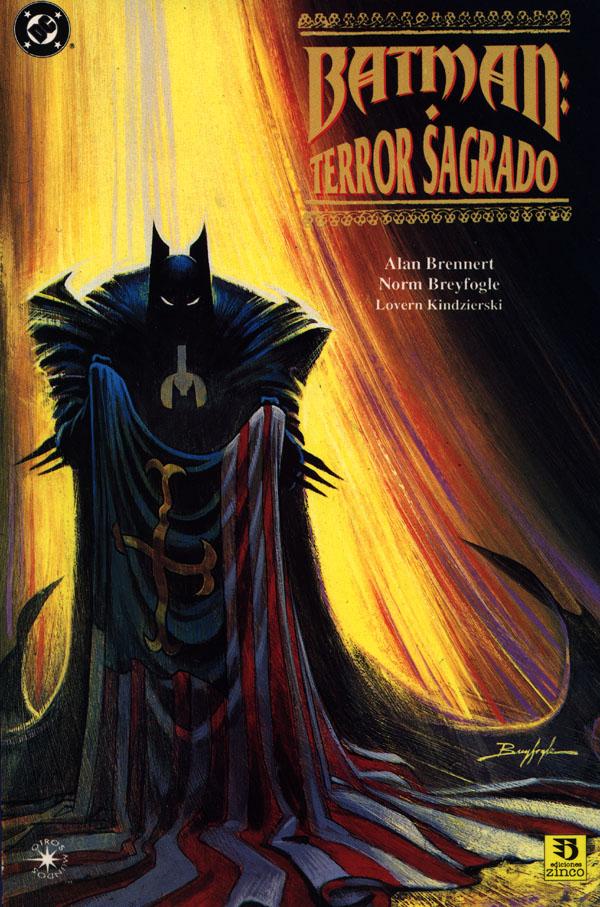 Batman: terror sagra...