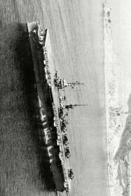 USS Wright (CVL-49) ...