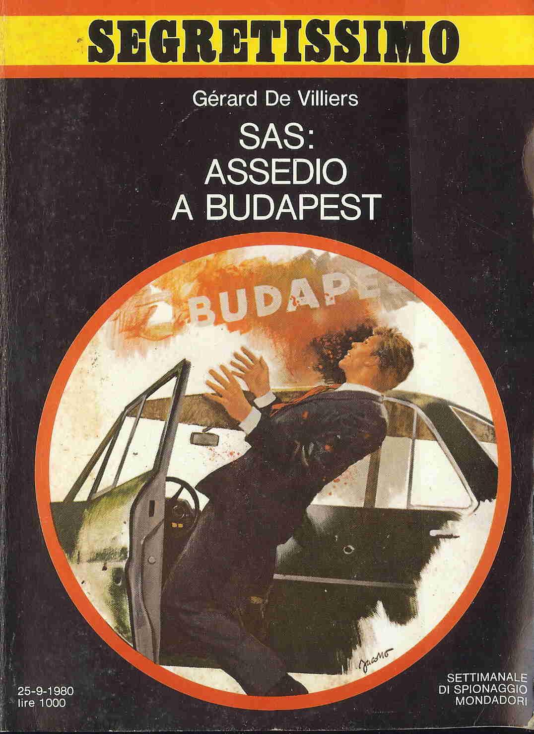 SAS: Assedio a Budapest