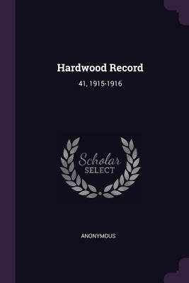 Hardwood Record