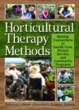 Horticulture Therapy Methods