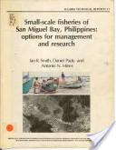 Small-scale fisheries of San Miguel Bay, Philippines