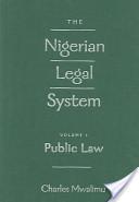 The Nigerian Legal System: Public law