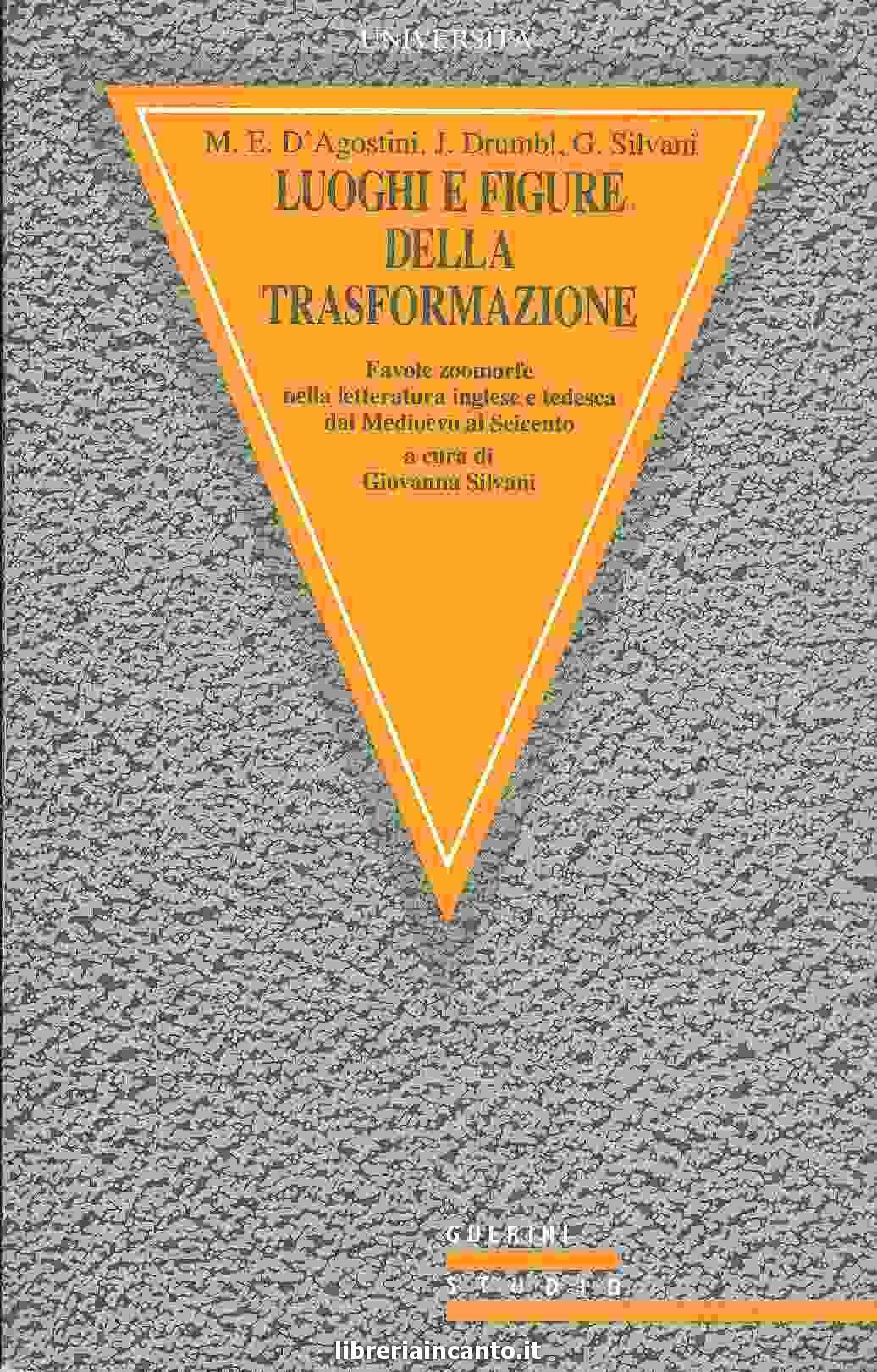 Luoghi e figure della trasformazione
