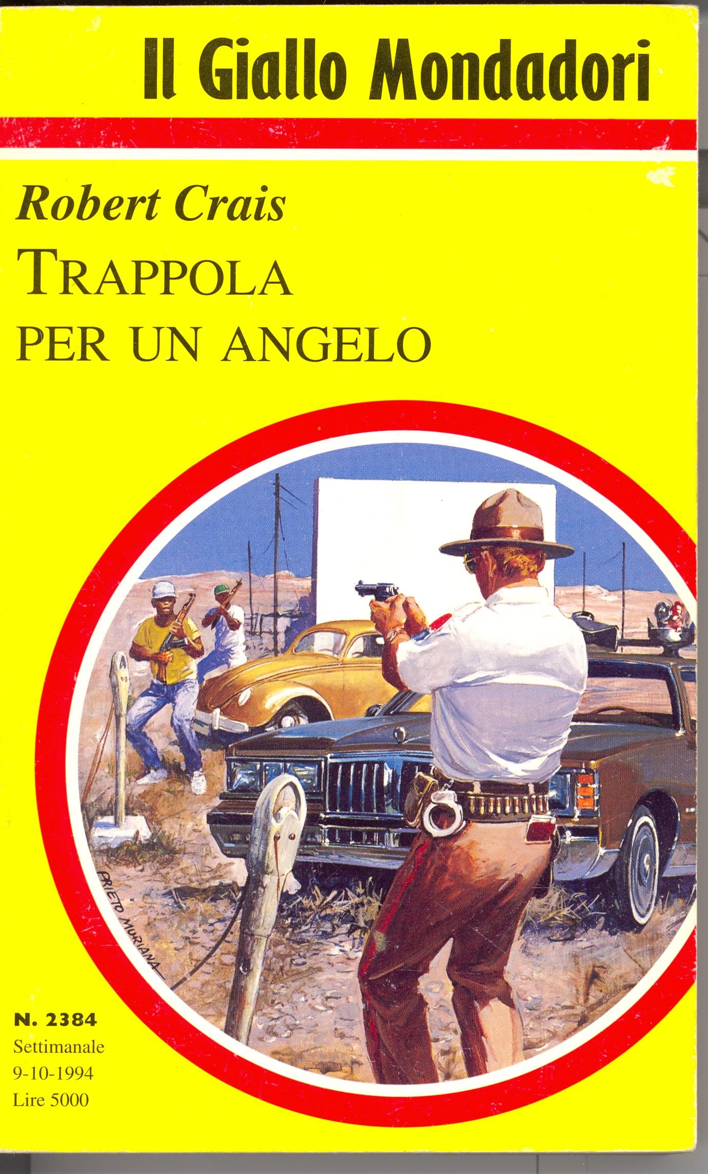 Trappola per un ange...