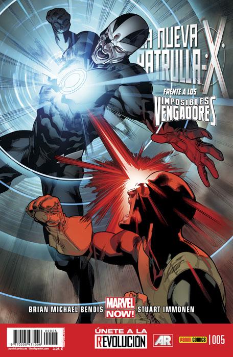 La nueva Patrulla-X Vol.1 #5