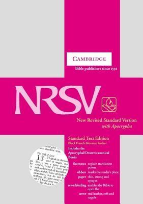 NRSV Standard Text E...