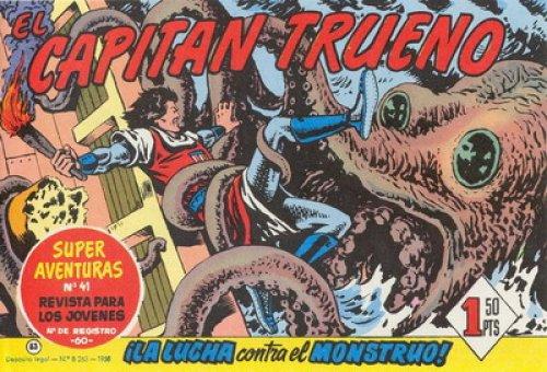 El Capitán Trueno #83