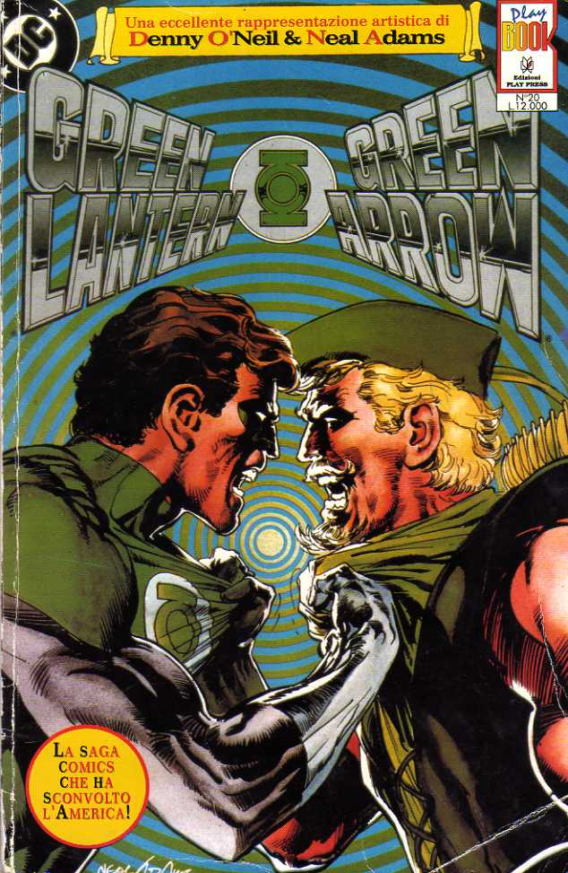 Green Lantern & Green Arrow vol. 1